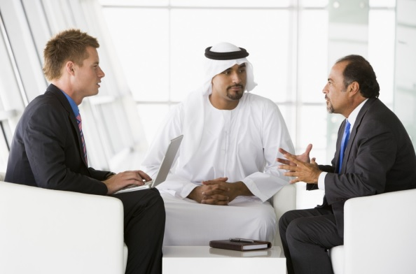 To set up a business in Dubai is far from a headache these days...
